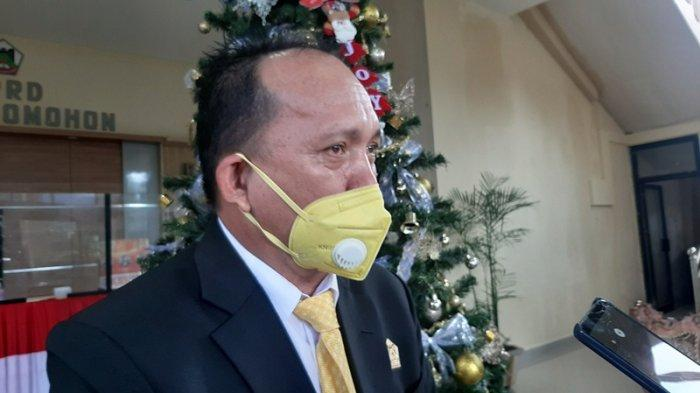 Dukung Airlangga Hartarto Maju di Pilpres 2024, Djemmy Sundah Siap All Out di Tomohon