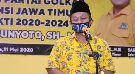 Ingin Tambah Kursi di DPRD Jatim, Sarmuji Targetkan Tiap Anggota Fraksi Golkar Raup 100 Ribu Suara