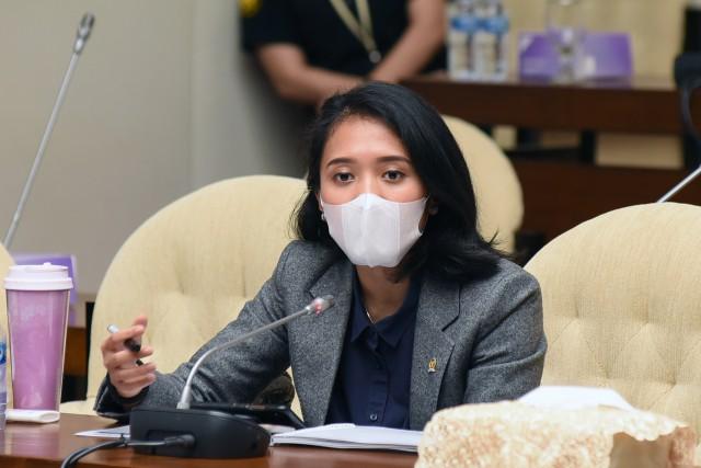Jaga Akuntabilitas Keuangan Negara, Puteri Komarudin Dorong Optimalisasi Anggaran BPK dan BPKP