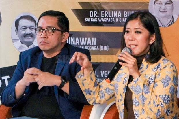 Meutya Hafid Dorong Kaum Milenial Jadi Digital Talent
