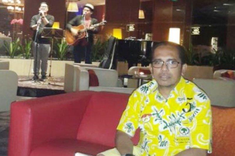 Syahmud Ngabalin Desak Bamsoet Pikir Ulang Sebelum Maju Caketum di Munas Golkar