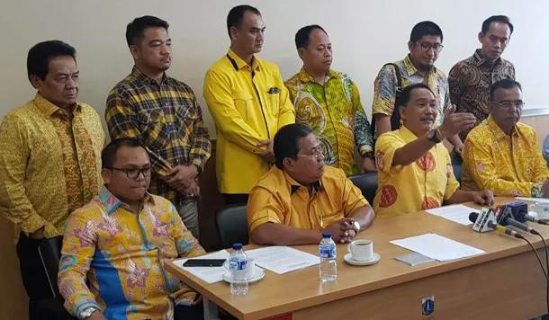 Fraksi Golkar DPRD Senang Nama Erwin Aksa Masuk Bursa Cawagub DKI Jakarta