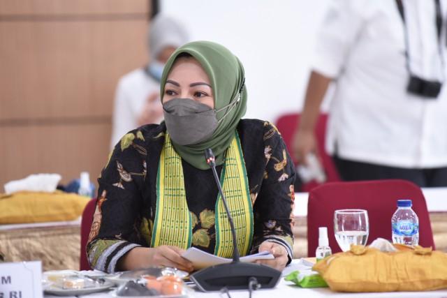 Kurangi Beban Kerja, Adde Rosi Khoerunnisa Dorong Pendirian Kantor Imigrasi di Pandeglang-Lebak