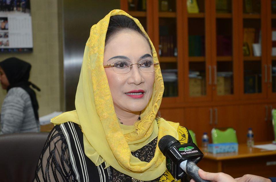 Dewi Asmara Pertanyakan Insentif Nakes Nopember-Desember 2020 Belum Dibayarkan Kemenkes
