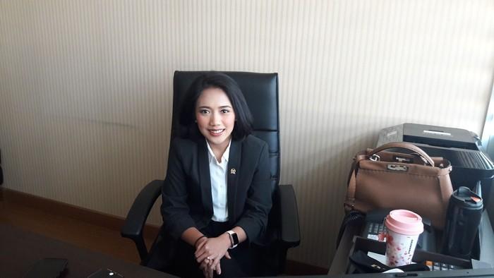 Puteri Komarudin Optimis Omnibus Law Solusi Untuk Iklim Investasi di Indonesia