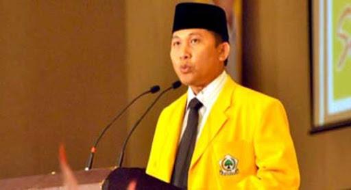 Farouk M Betta Calon Kuat Dampingi Taufan Pawe Jadi Sekretaris Golkar Sulsel