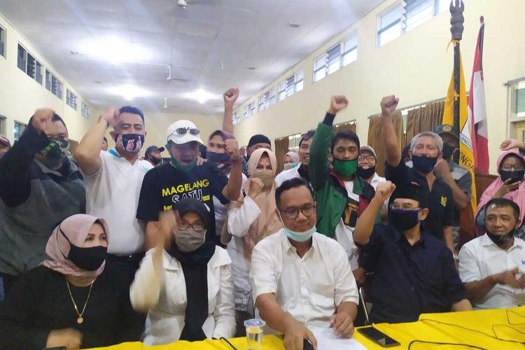 Pasangan Dokter-Kiyai AMAN Unggul Sementara di Pilkada Kota Magelang