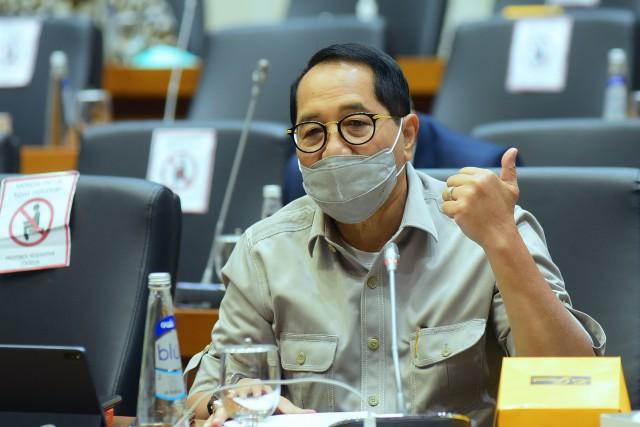 Firman Soebagyo Ingatkan Pembentukan Pengadilan Tinggi Perhatikan Keamanan Hakim Yang Bertugas