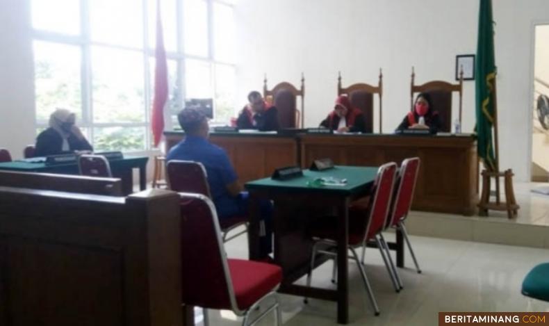 Kasus Perusakan Kantor Golkar Sumbar, Wakil Bupati Arrival Boy Divonis 3 Bulan Penjara