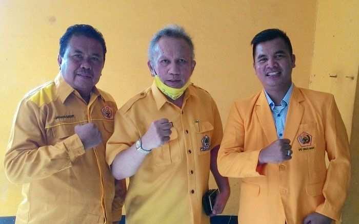 Dua Kader Ormas MKGR Siap Ramaikan Pemilihan Ketua Golkar Jakarta Barat