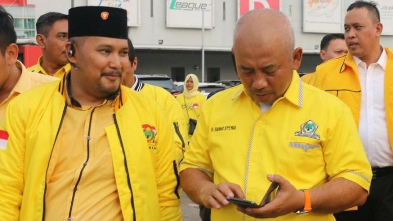 Zainul Miftah Siap Bersaing Dengan Nama-Nama Beken di Musda Golkar Kota Bekasi