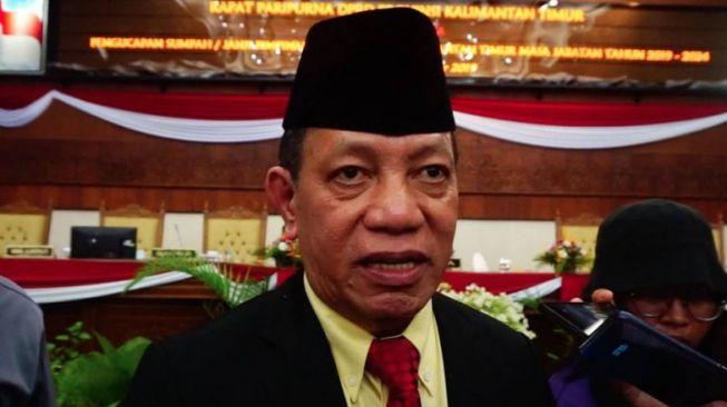 Gugatan Makmur HAPK Ditolak Mahkamah Partai Golkar, Kursi Ketua DPRD Kaltim Jadi Milik Hasanuddin Mas'ud