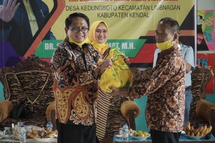 Mujib Rohmat Apresiasi Lurah dan Kades Jadi Ujung Tombak Implementasi Pancasila di Limbangan
