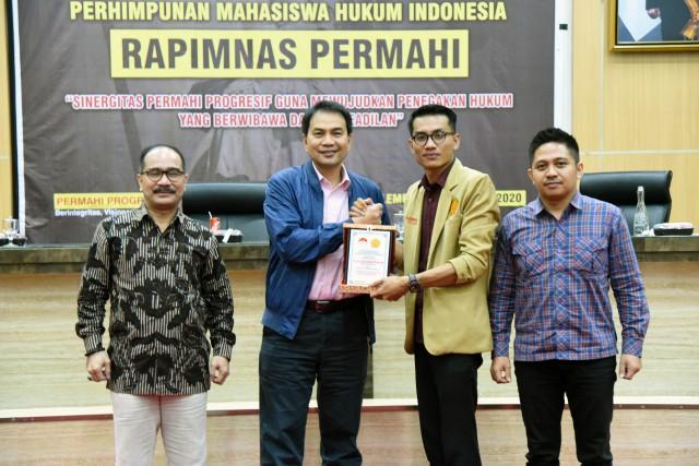 Azis Syamsuddin Tegaskan Warga Negara Miliki Hak Sama Terhadap Perlindungan Hukum