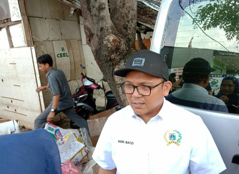 Basri Baco Tegaskan Fraksi Golkar DPRD DKI Dukung Bentuk Pansus Banjir