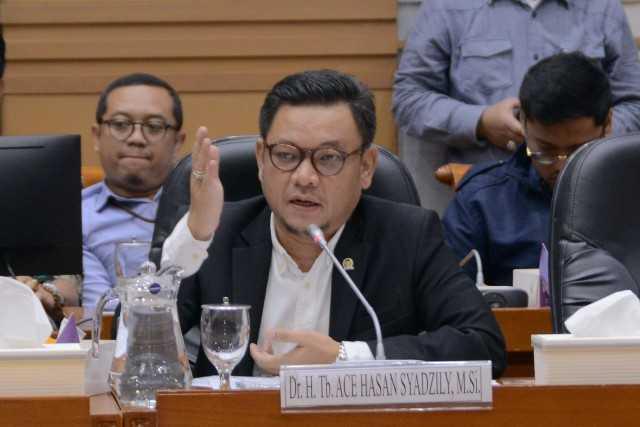Ace Hasan Heran Penguatan Madrasah Tak Masuk 7 Agenda Prioritas Kemenag RI