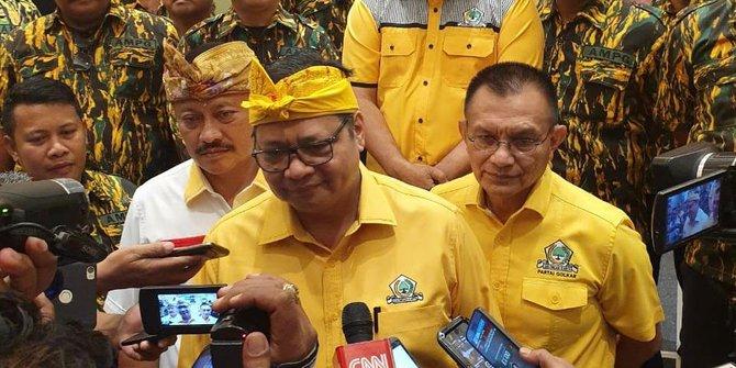 Terkait Penambahan Pimpinan MPR, Airlangga Klaim Semua Fraksi Setuju Revisi UU MD3