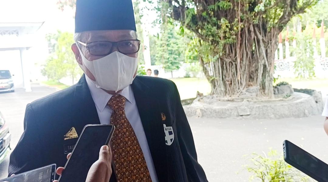 Taufan Pawe Ajak Kader Golkar Sulsel Teladani Akhlak Nabi Muhammad SAW Dalam Keseharian
