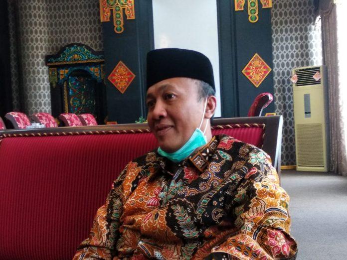 Bupati Lombok Barat, Fauzan Khalid Ungkap Hasratnya Ingin Pimpin Golkar NTB