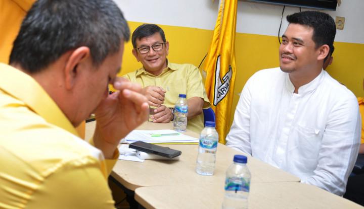 DPP Golkar Belum Keluarkan Surat Rekomendasi Untuk Bobby Nasution di Pilkada Medan