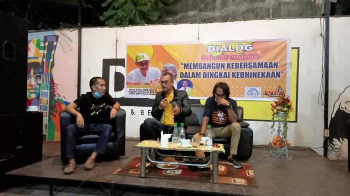 Andi Rio Idris Padjalangi Minta Anak Muda Indonesia Jangan Hanya Terpaku Jadi PNS