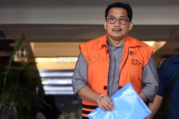Bowo Sidik Pangarso Didakwa KPK Terima Gratifikasi Rp.10,78 Miliar