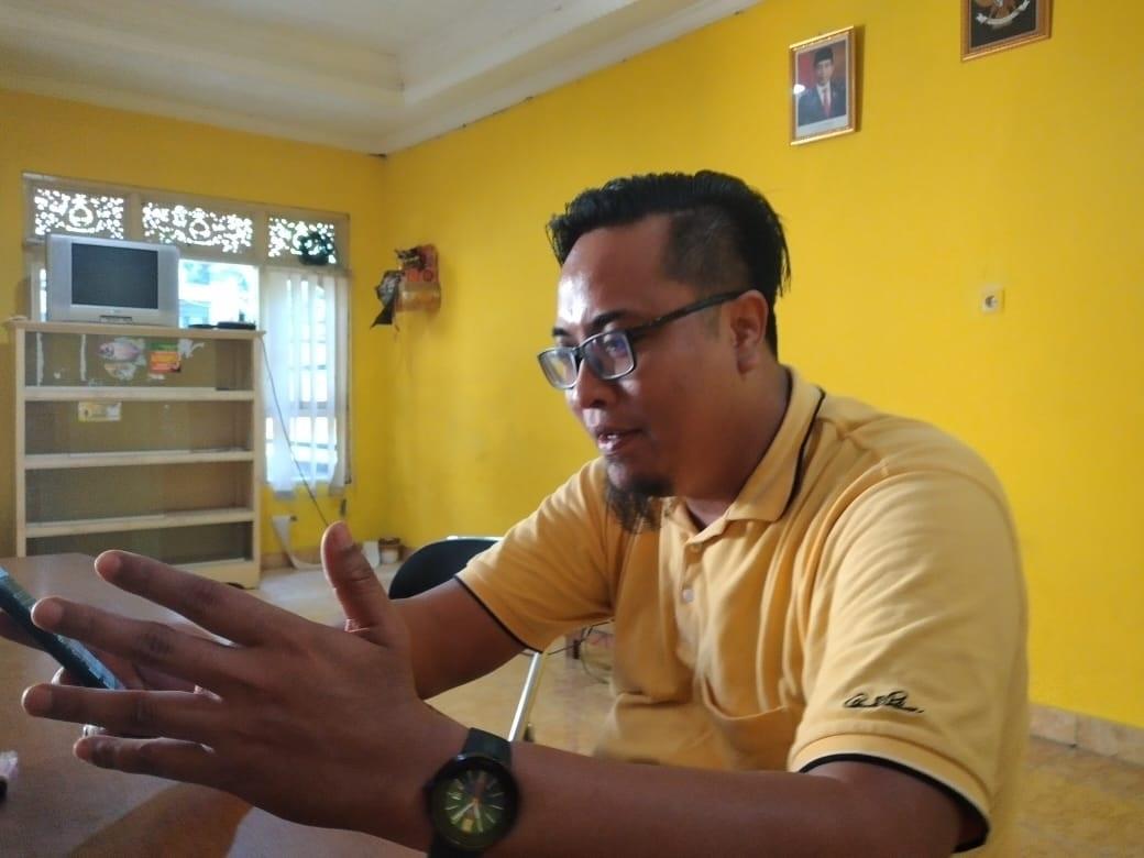 Kembalikan Kejayaan Partai, Golkar Karangasem Rekrut Kader Muda Potensial Di Tingkat Banjar