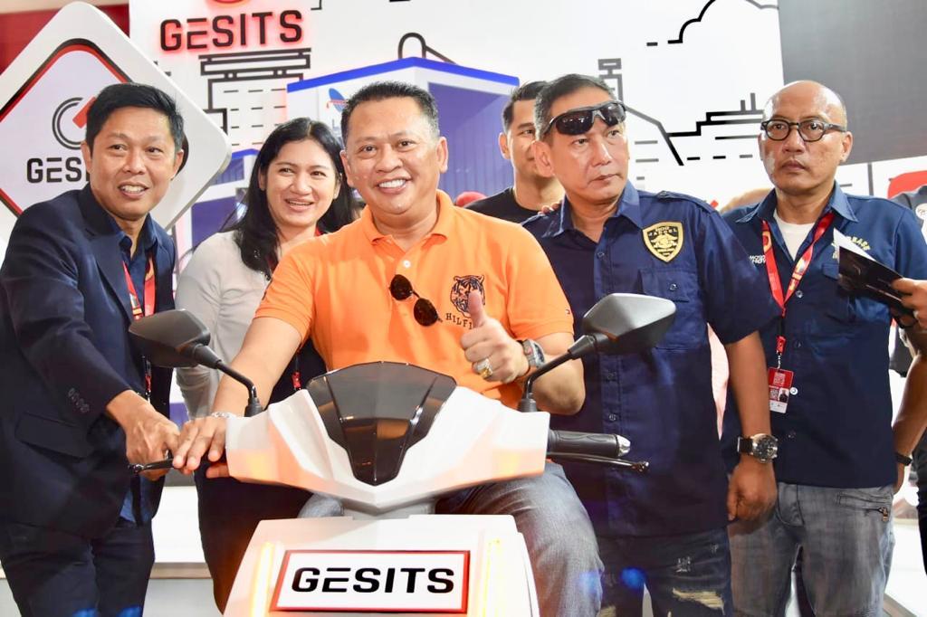 Bamsoet Ajak Bikers Indonesia Beralih Ke Motor Listrik