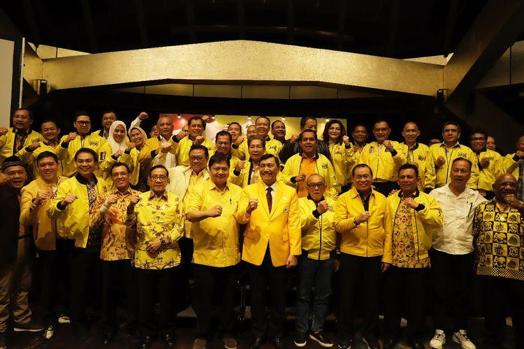 Polling 24 Jam RMOL, Golkar Di Posisi Terbawah Dari 4 Partai Dengan 3,2 Persen