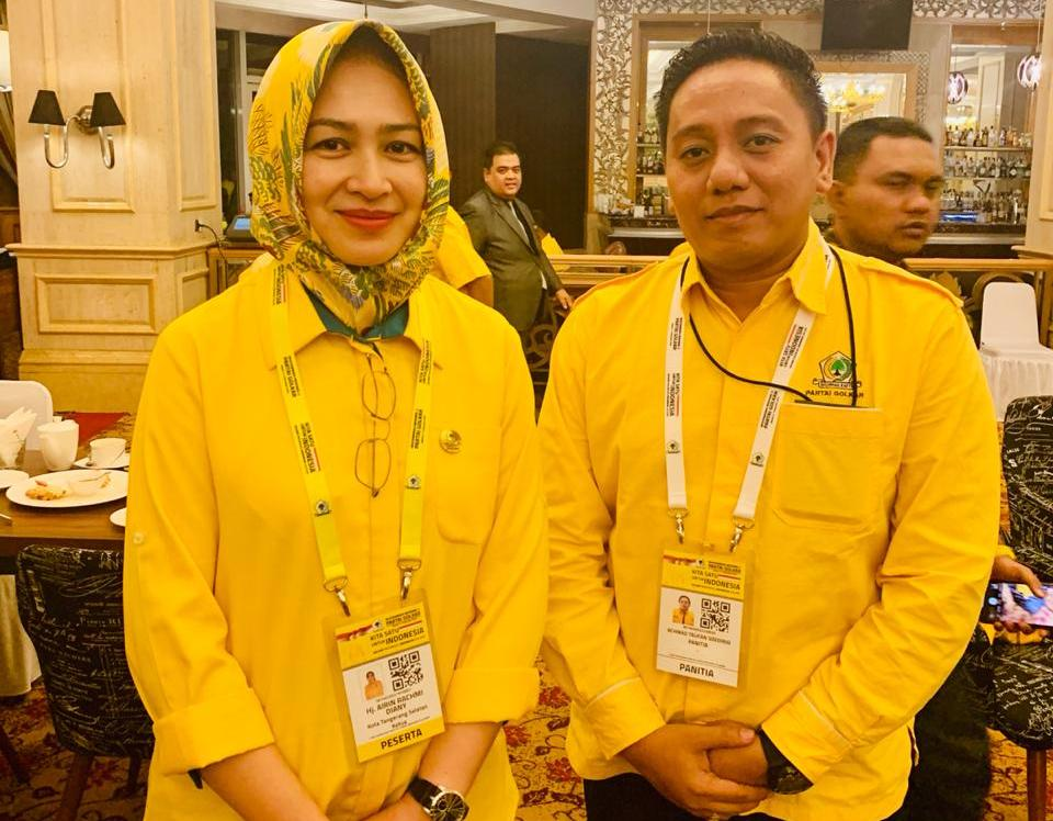 Achmad Taufan Soedirdjo Tegaskan Ormas MKGR Siap Menangkan Golkar di Pilkada se-Banten