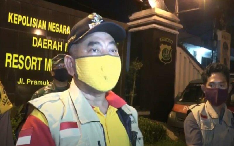 Kerumunan Marak Saat PSBB Bekasi, Walikota Rachmat Effendi Minta Pelanggar Ditindak Tegas