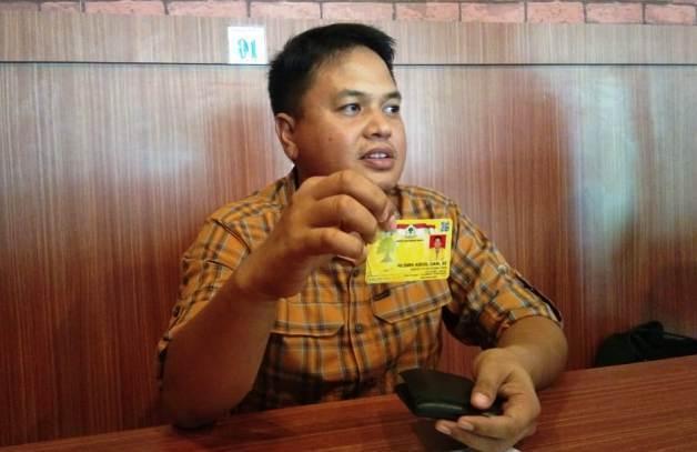 Usung Visi Kekinian, Rusmin Abdul Gani Siap Bersaing di Musda Golkar Sultra