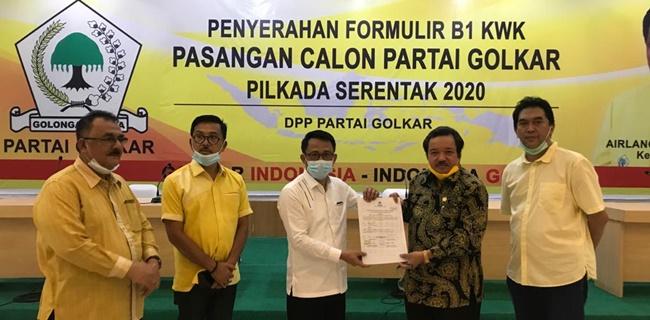 Idris Laena Tegaskan 53 Calon Kepala Daerah Diusung Golkar di Pilkada se-Sumatera Tanpa Mahar