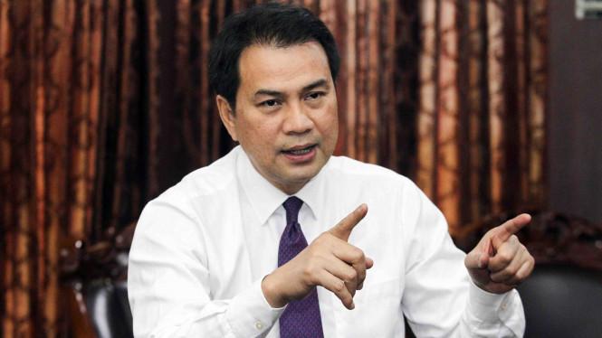 Azis Syamsuddin Minta TNI-Polri Dilibatkan Tegakkan Disiplin Di PSBB DKI Jakarta