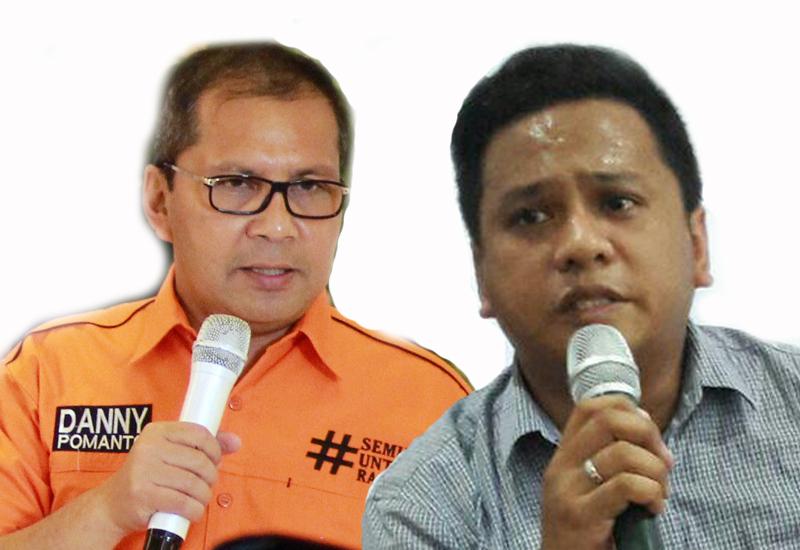Kadir Halid Ungkap Golkar Sulsel Bulat Usung Danny Pomanto-Zunnun Halid di Pilwali Makassar 2020