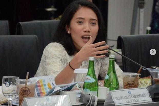 Alternatif Pembiayaan Infrastruktur, Puteri Komarudin Minta Optimalkan Implementasi KPBU