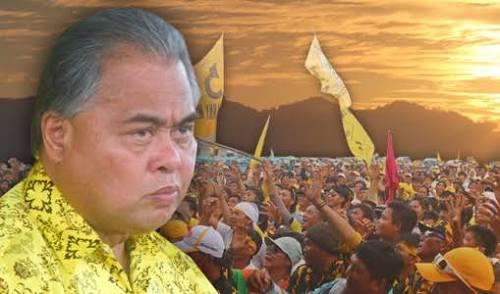 Stefanus Vreeke Runtu Ajak Kader Bersatu Kembalikan Kejayaan Golkar di Sulut
