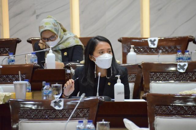Cegah Kekerasan Perempuan, Puteri Komarudin Ingatkan Pentingnya Perspektif Gender Saat Pandemi