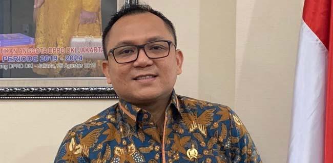 Angka Reproduksi Corona Turun, Fraksi Golkar DPRD DKI Dorong Anies Baswedan Segera Akhiri PSBB
