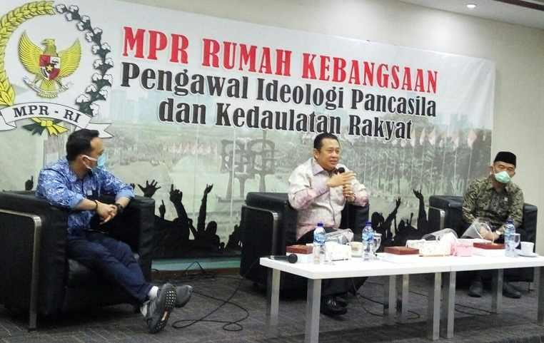 Bamsoet Optimis Indonesia Mampu Bertahan Dari Krisis Pangan Dampak COVID-19