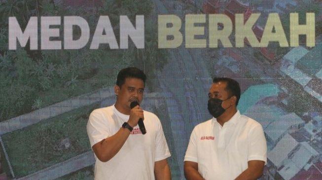 Sirekap KPU 100 Persen, Bobby Nasution-Aulia Rachman Unggul 53,5 Persen di Pilkada Kota Medan