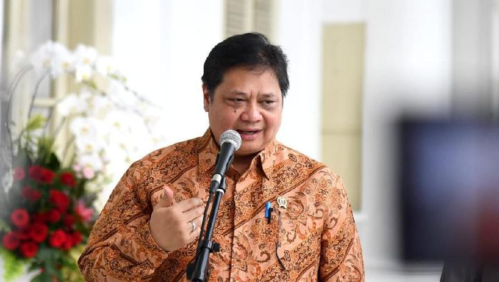 Menko Airlangga Minta Biaya Sidang Anggota DPR Dialihkan Untuk Sembako dan APD Masyarakat