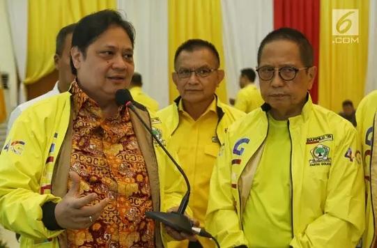 LIPI Nilai Kepemimpinan Airlangga Lemah Dalam Mengelola Partai Sebesar Golkar