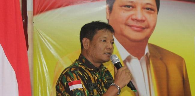 Darlian Pone Ingin Jadikan AMPG Lampung Rumah Harapan Kaum Milenial