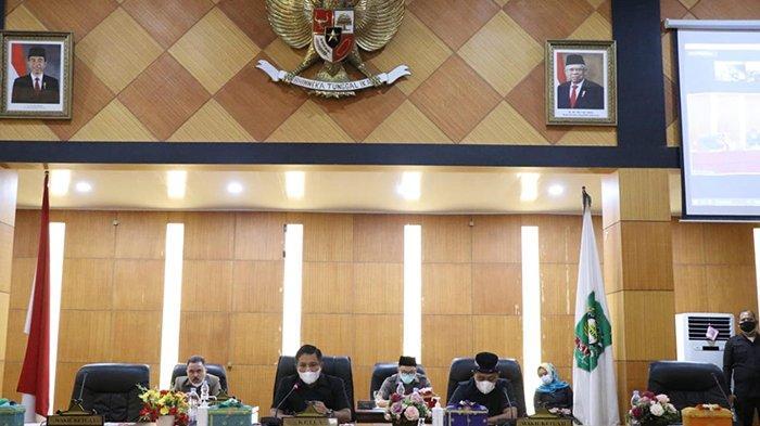 Azmi Digoyang Dari Posisi Ketua DPRD, Baku Hantam Nyaris Warnai Rapat Pleno Golkar Siak