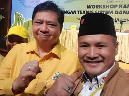 AMPG Bekasi Utara Dukung Zainul Miftah Maju di Musda Golkar Kota Bekasi