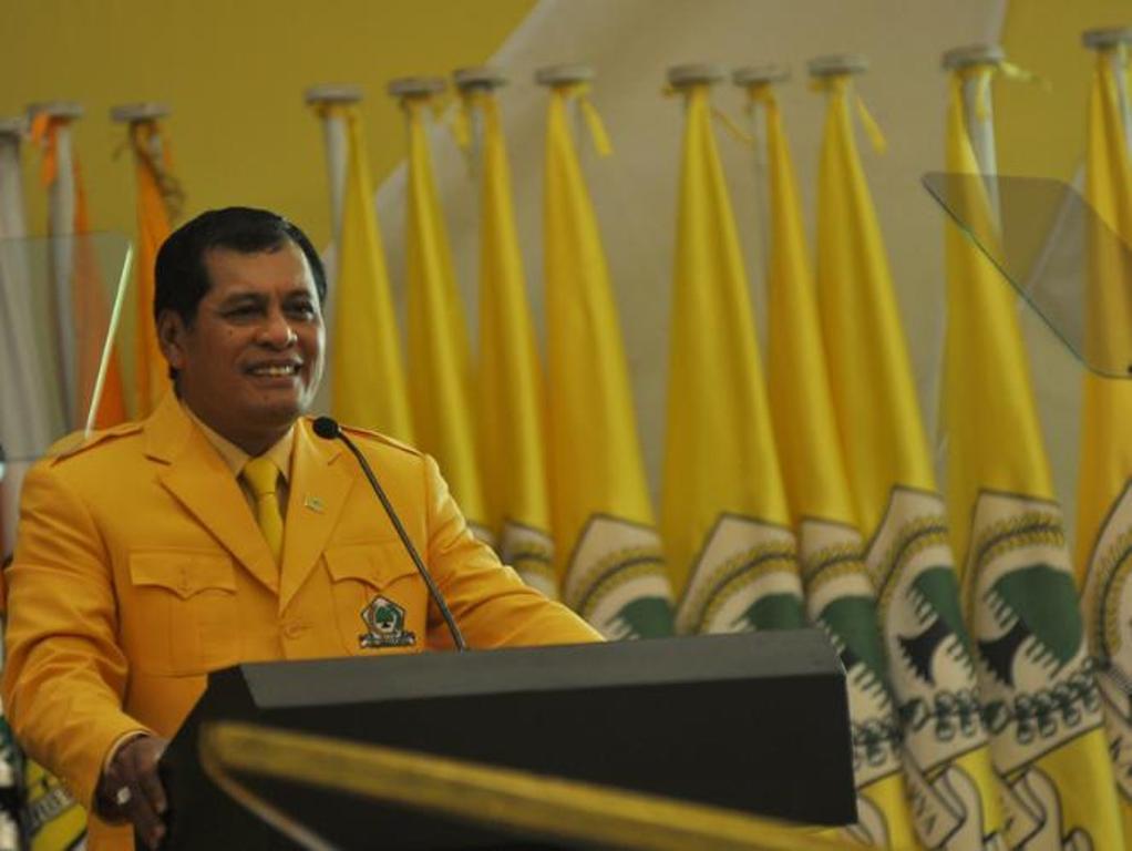 Mahkamah Partai Ambil Alih Kasus Pencopotan Plt Ketua Golkar se-Sulsel
