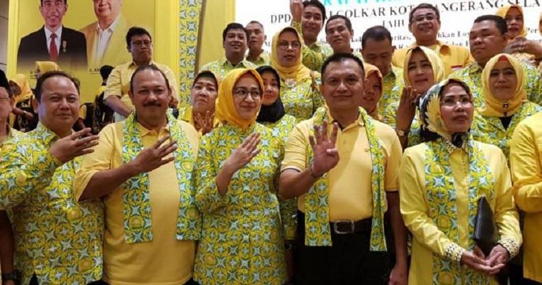 Bidang Perempuan DPP Golkar Serukan Percepatan Kebijakan Dalam Isu Perempuan