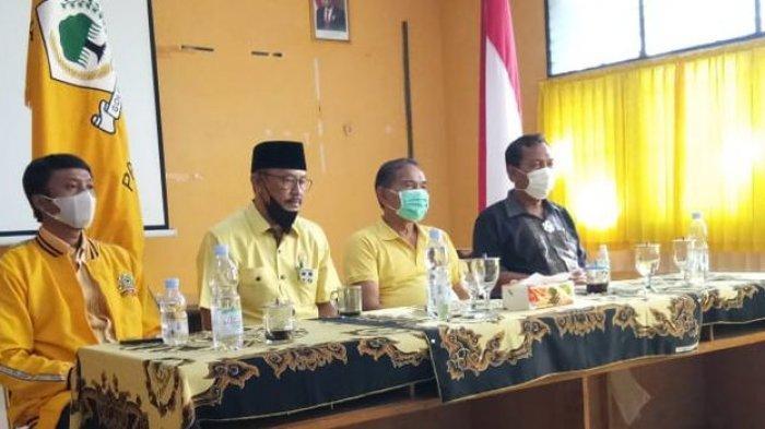 Mahkamah Partai Keluarkan Keputusan, Polemik Internal Golkar Indramayu Berakhir