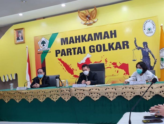Supriansa Pimpin Tim Advokasi, Kawal Kemenangan Golkar di 165 Pilkada Serentak 2020